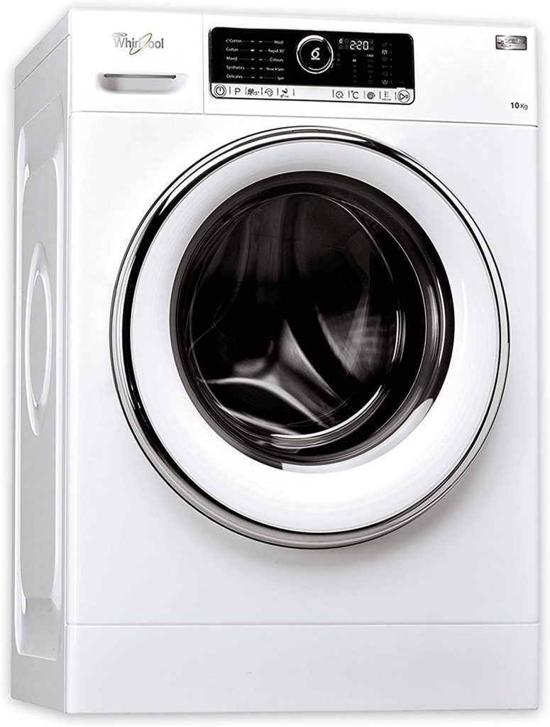 Whirlpool 10 kg Front Loading Washing Machine Review