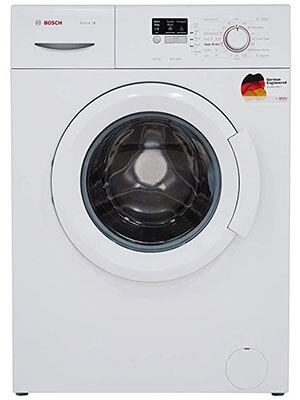 Bosch 6 Kg - best front load washing machine under 20000