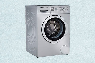 Bosch 7 kg Fully Automatic Front Loading Washing Machine Review
