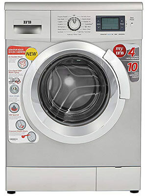 IFB 8 Kg - best front loading washing machine in india