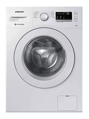 Samsung 6 kg Fully-Automatic Front Loading Washing Machine Review