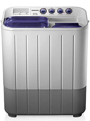 Samsung 7.2 kg Semi Automatic Washing Machine (WT725QPNDMP) Review
