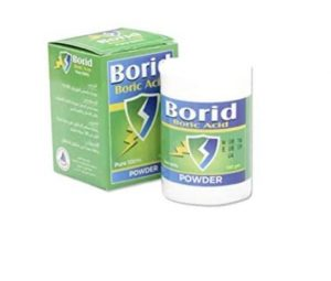 Boric Acid Powder for Making Cockroaches Paste